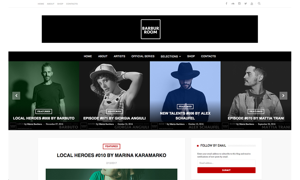 BARBUR ROOM - WEBSITE 2017