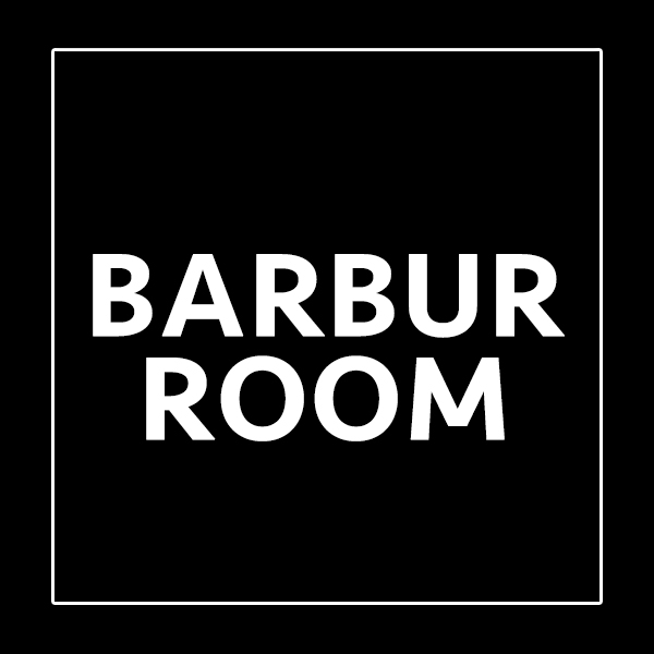 BARBUR ROOM - CONCEPT LOGO